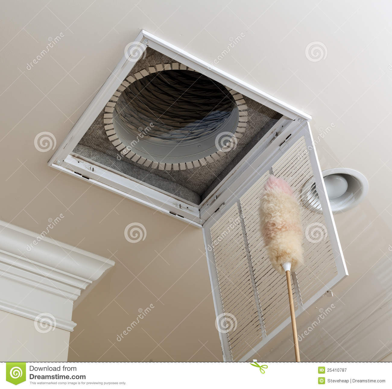 Air Conditioner Air Cleaner : House cleaning services air vents in home