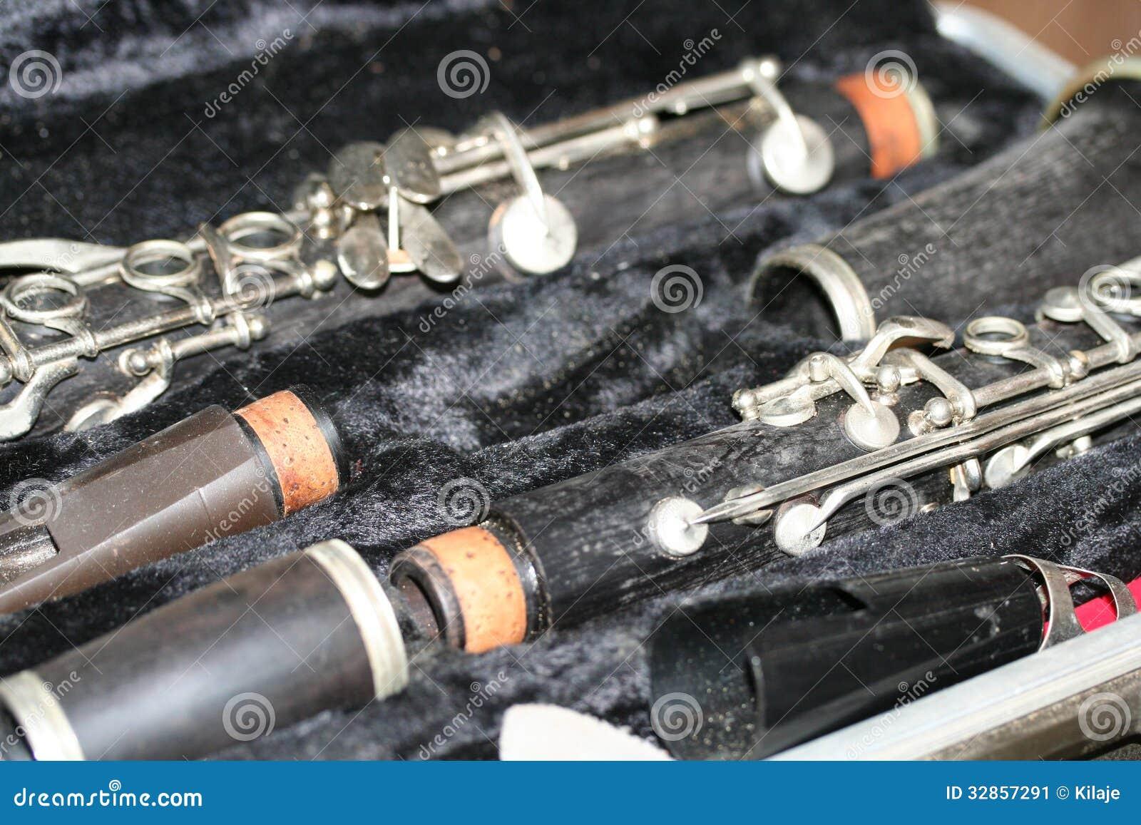 Dusty Clarinet