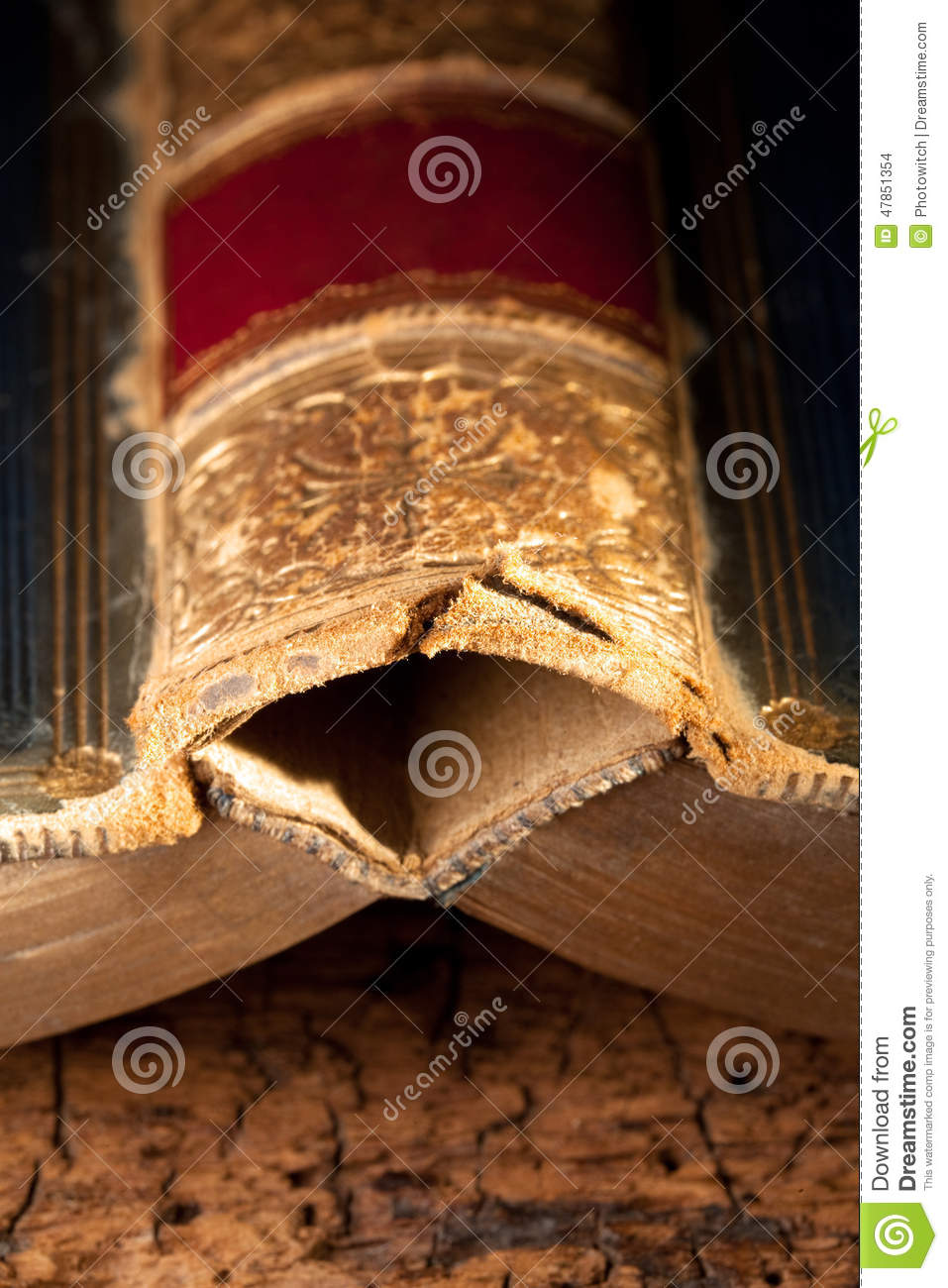dusty old book cover stock photo  image of open  bible