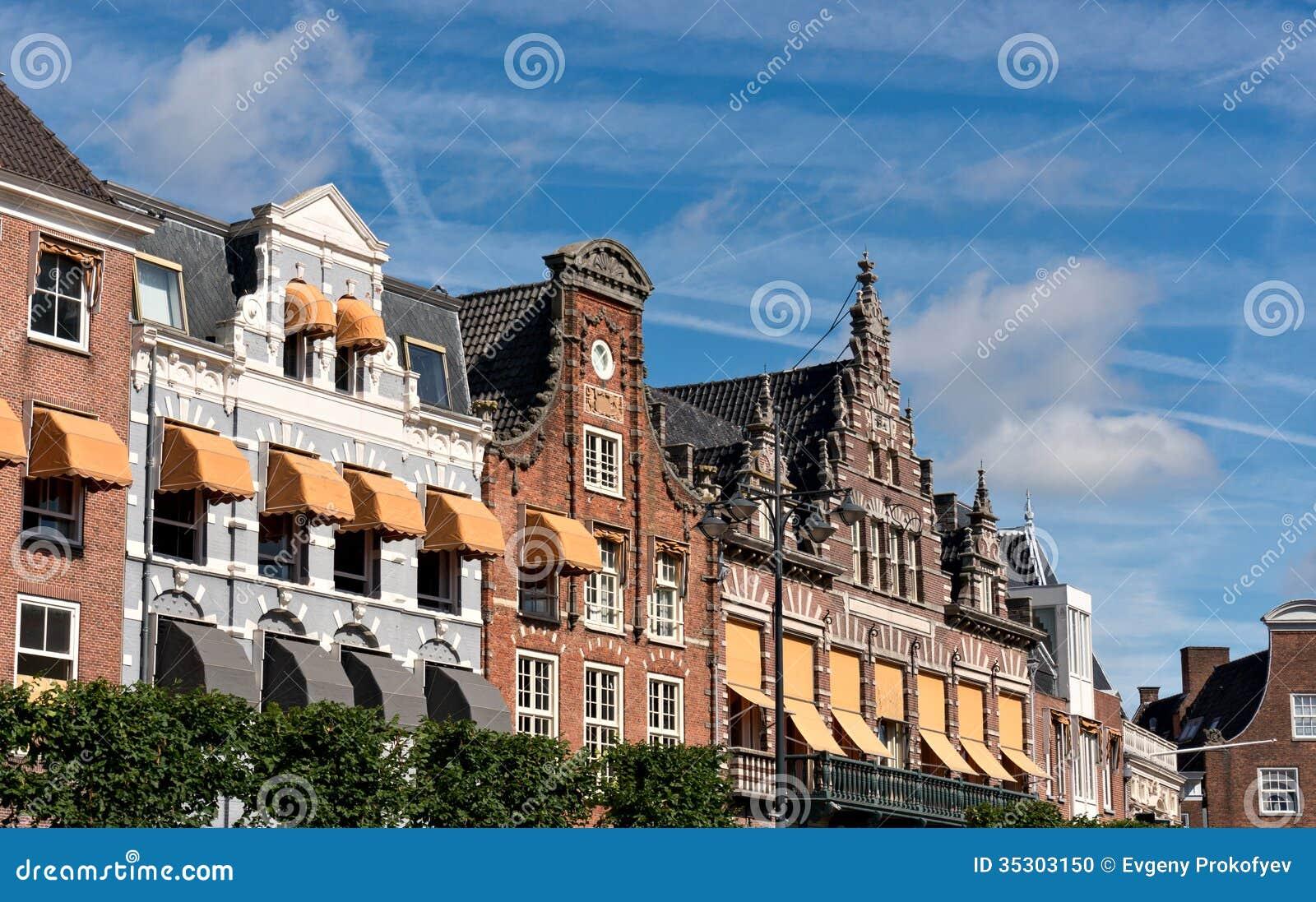 dutch architecture architectuur netherlands nederlandse haarlem