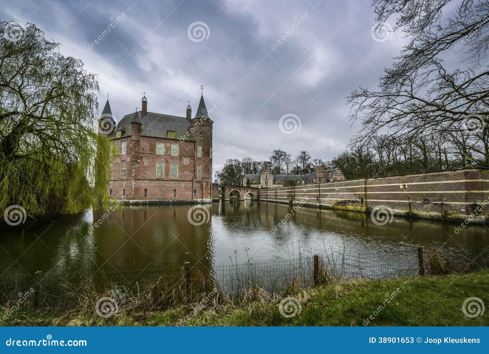 Dutch castle heeswijk