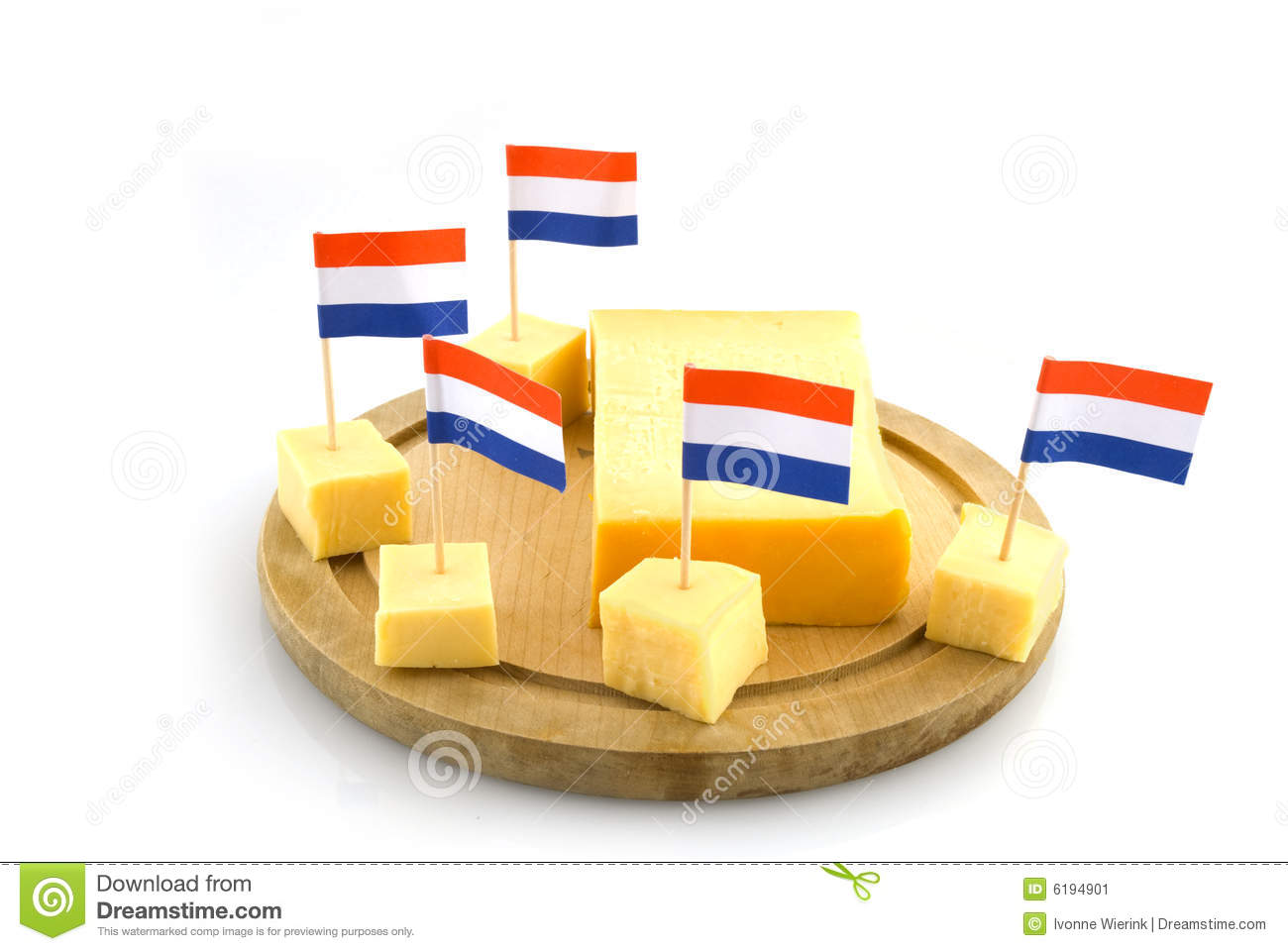 Dutch Cheese Stock Image - Image: 6194901
