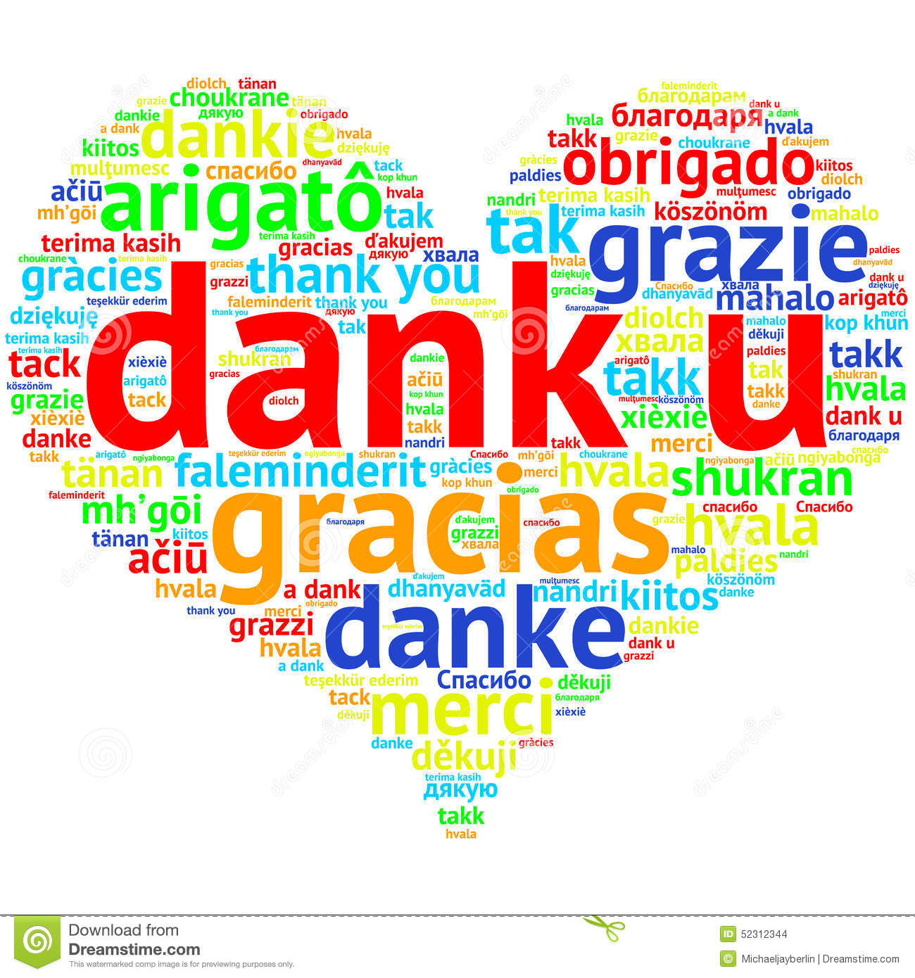 how to say thank you in dutch audio