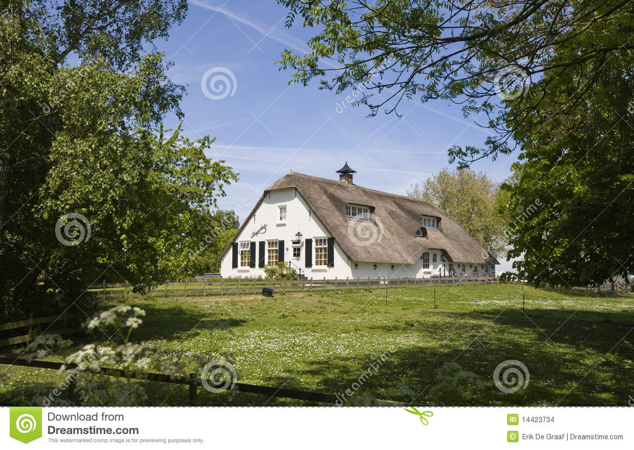 Dutch farm house stock images image 14423734 for Farm house netherlands