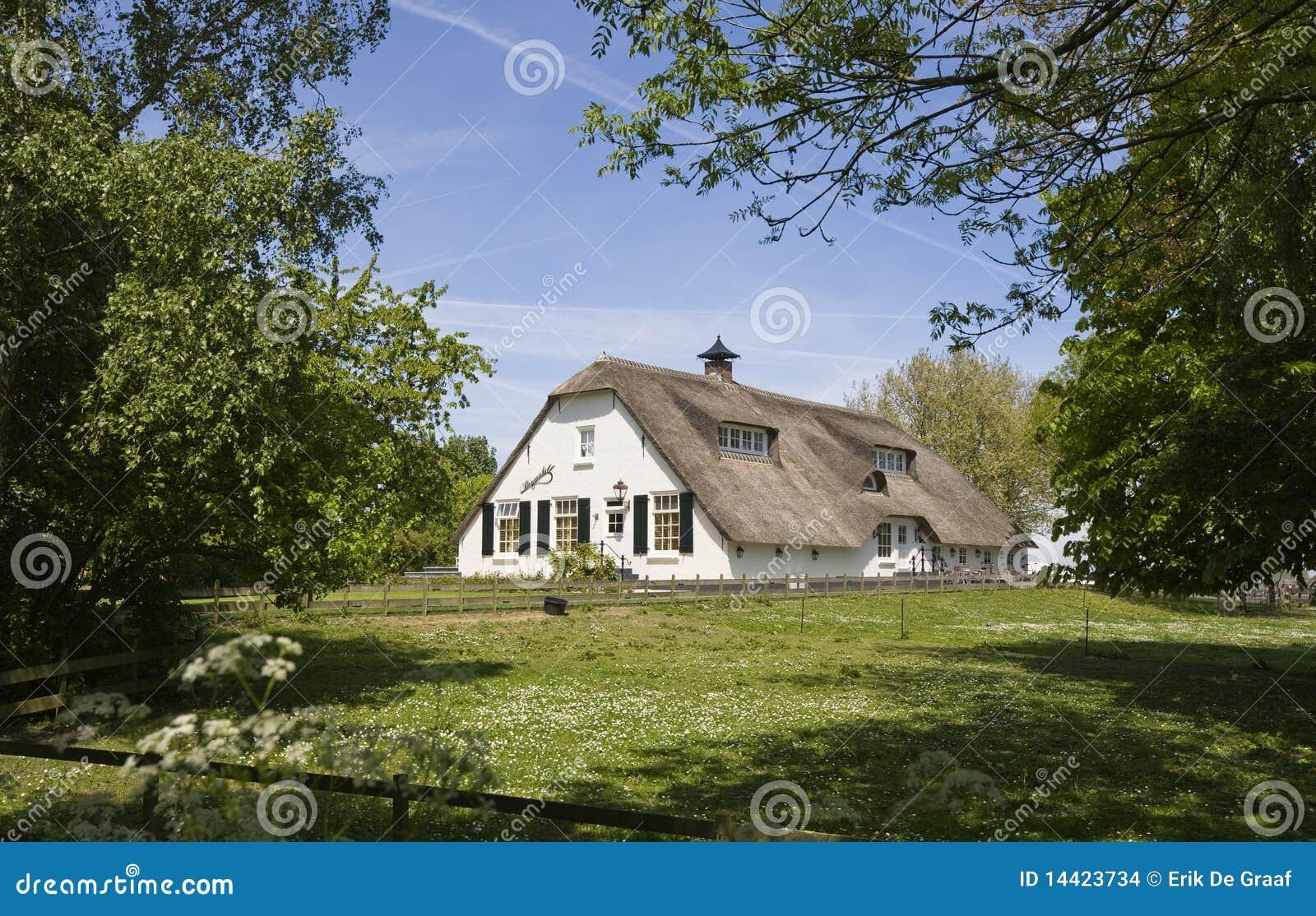 Dutch farm house stock images image 14423734 for Farm house netherlands