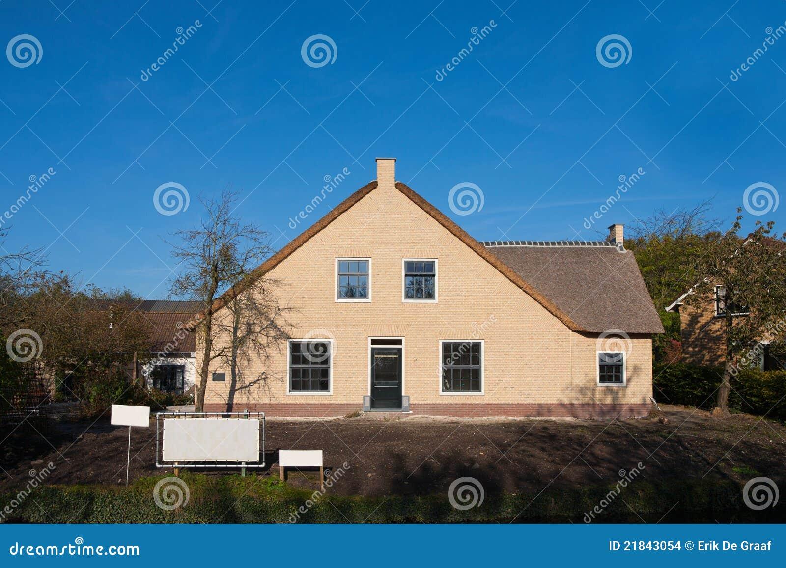 Dutch farm house stock images image 21843054 for Farm house netherlands