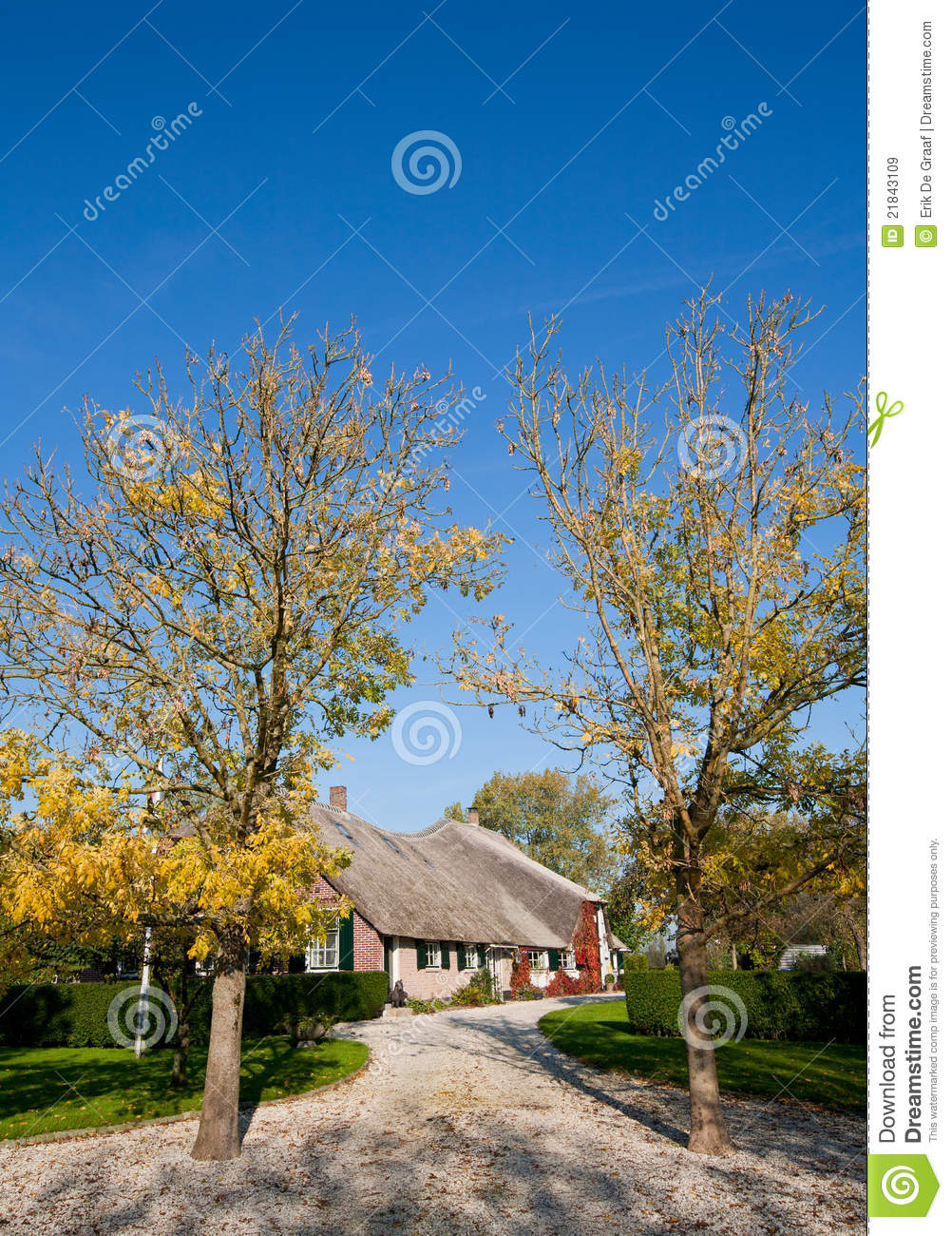 Dutch farm house royalty free stock images image 21843109 for Farm house netherlands