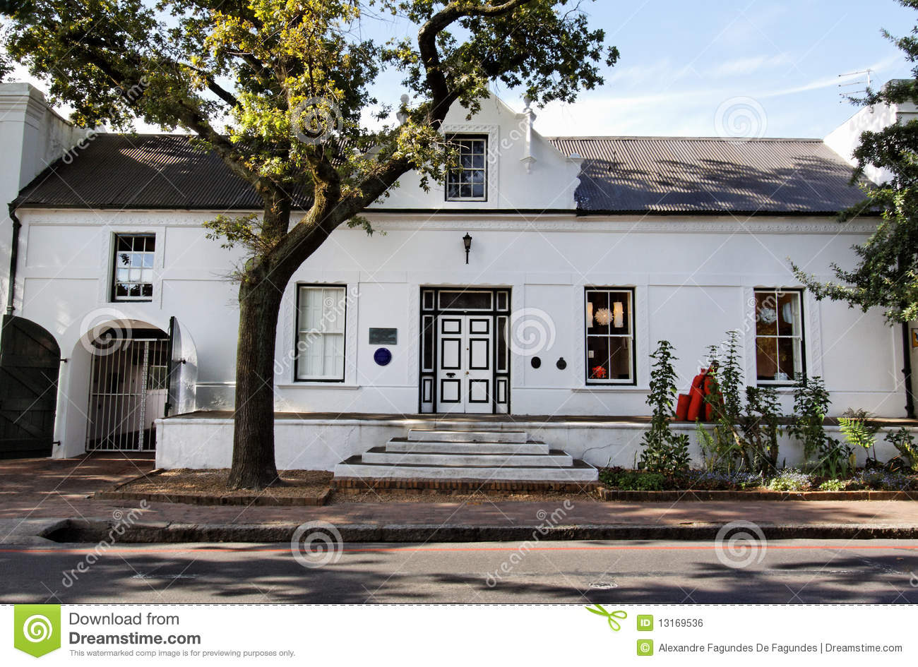 Dutch house in south africa stock photo image 13169536 for Dutch house