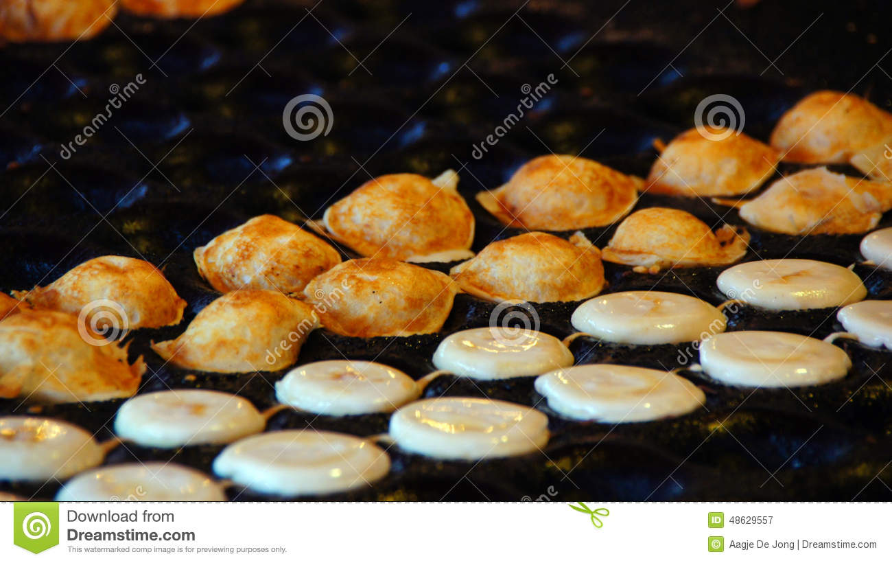 What Are Small Pancakes Called