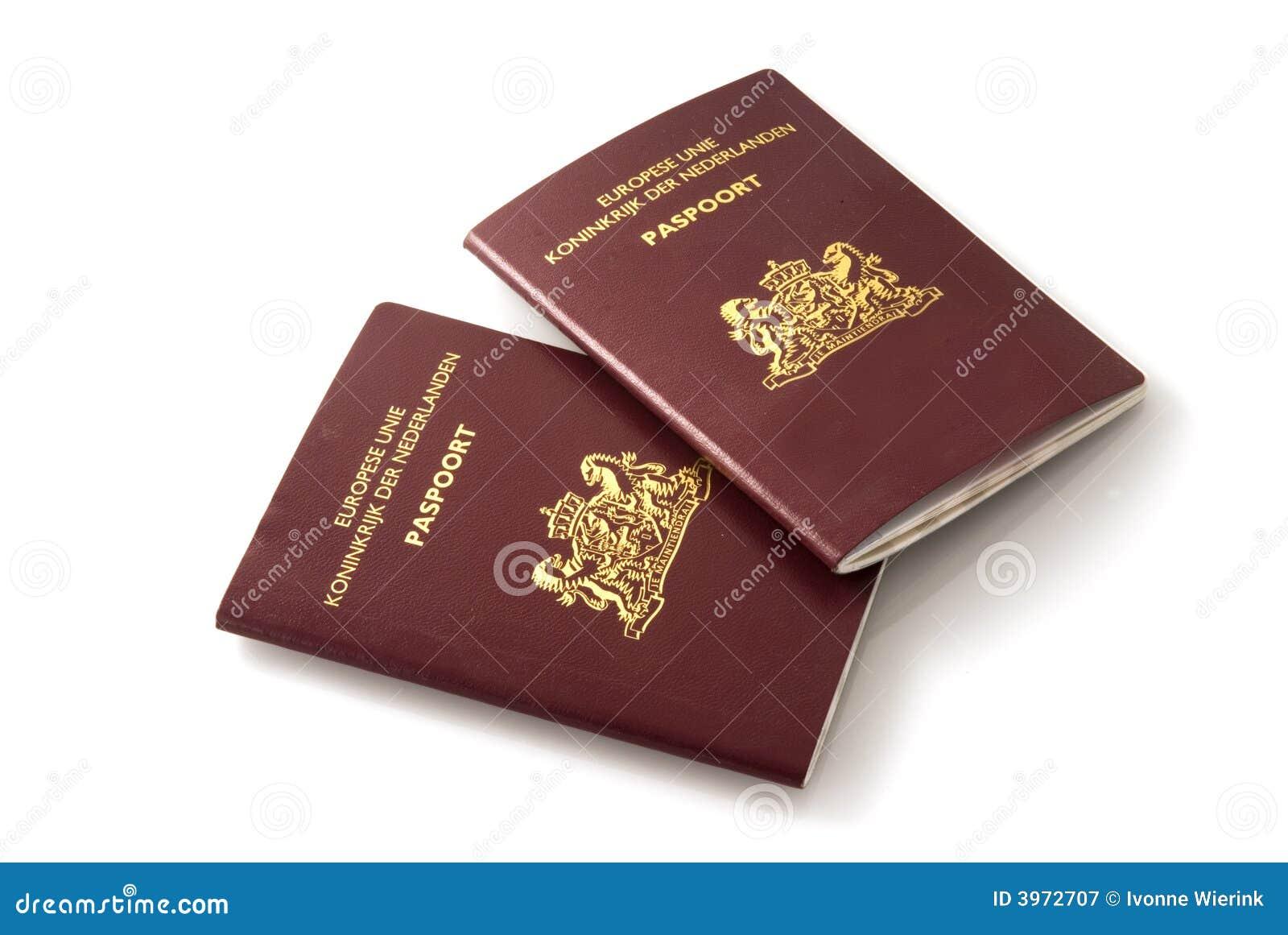 how to get a dutch passport