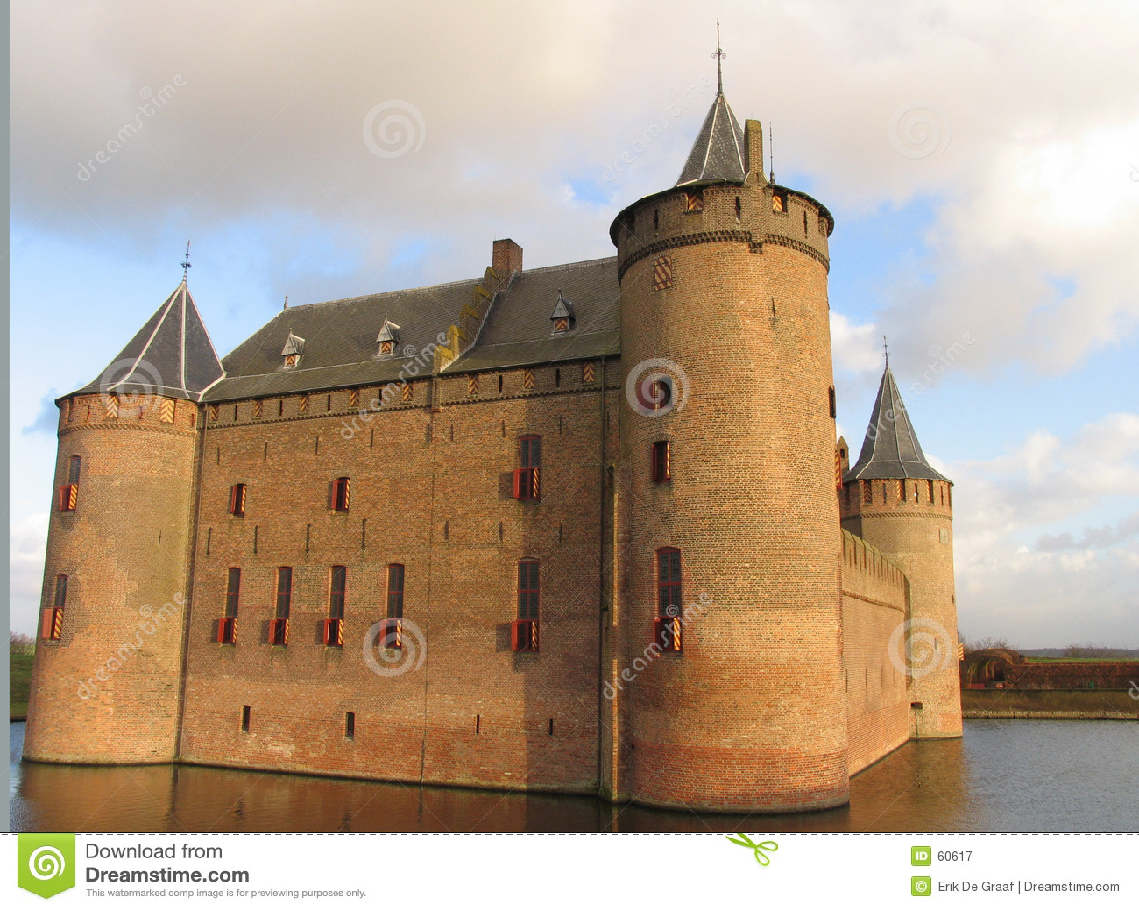 Dutch zamku