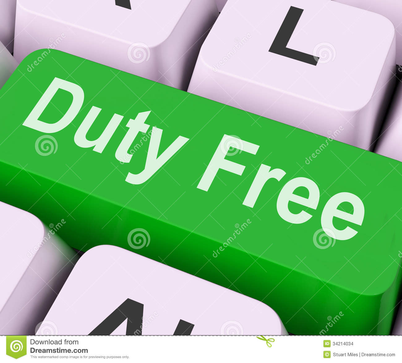 Duty free key means tax free stock illustration illustration of duty free key means tax free buycottarizona Image collections