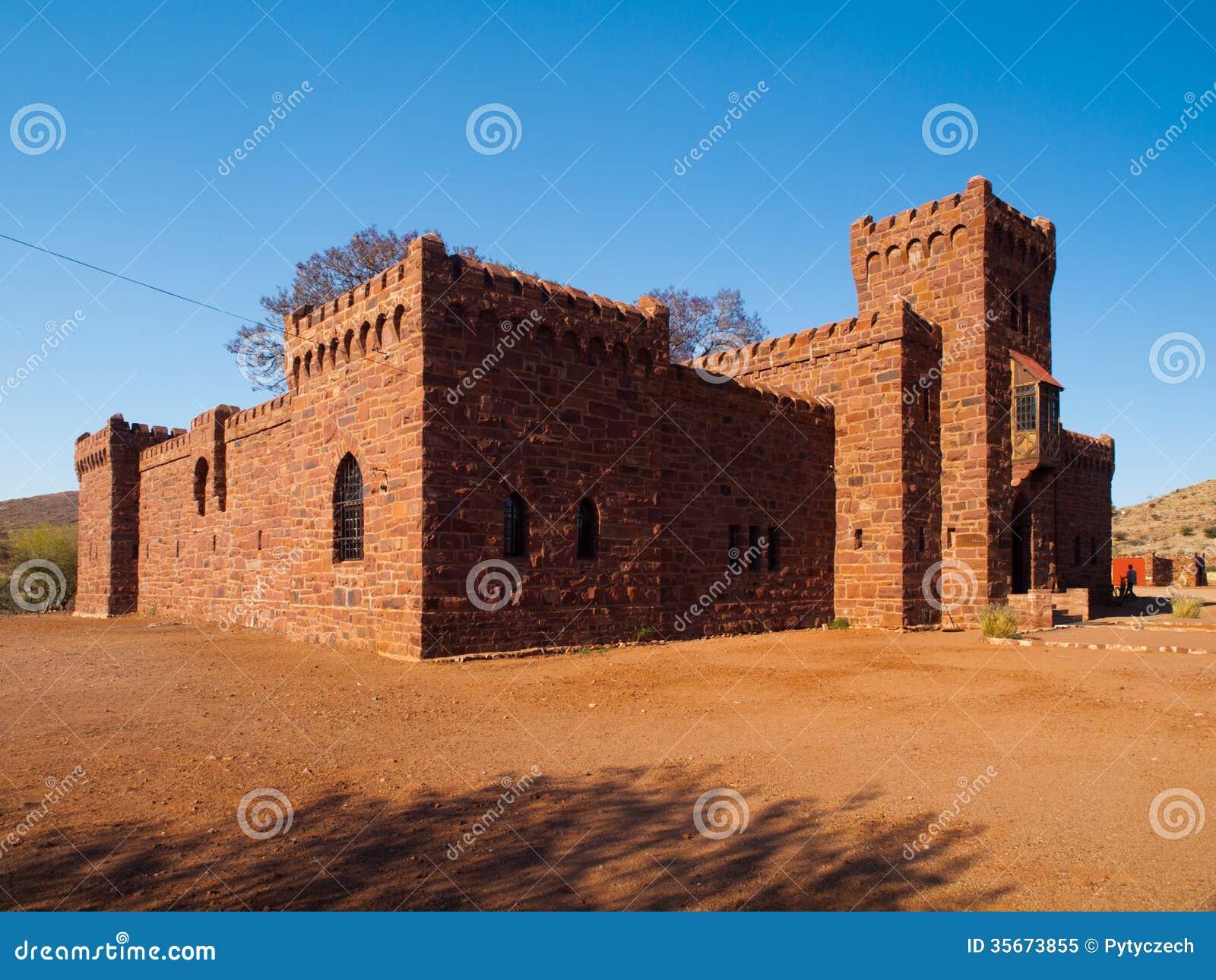 Duwisib城堡