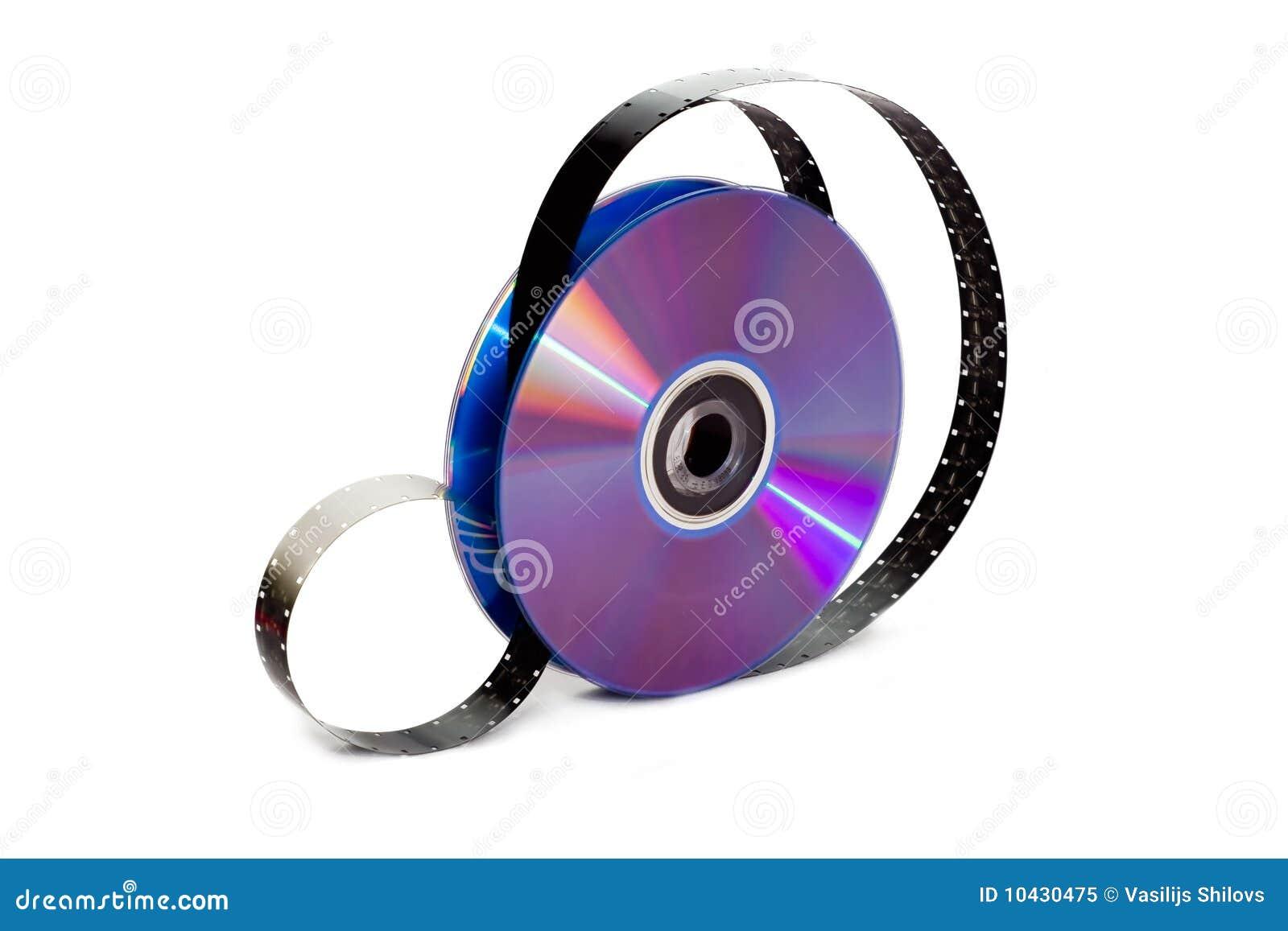 DVD e pellicola