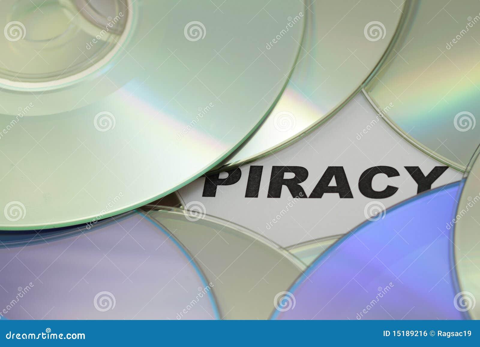 DVD et mot de piratage