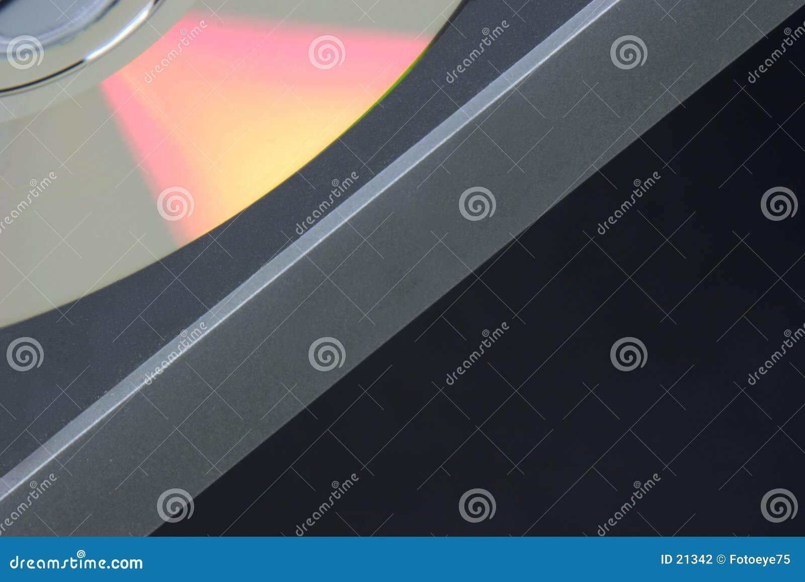 DVD Platte