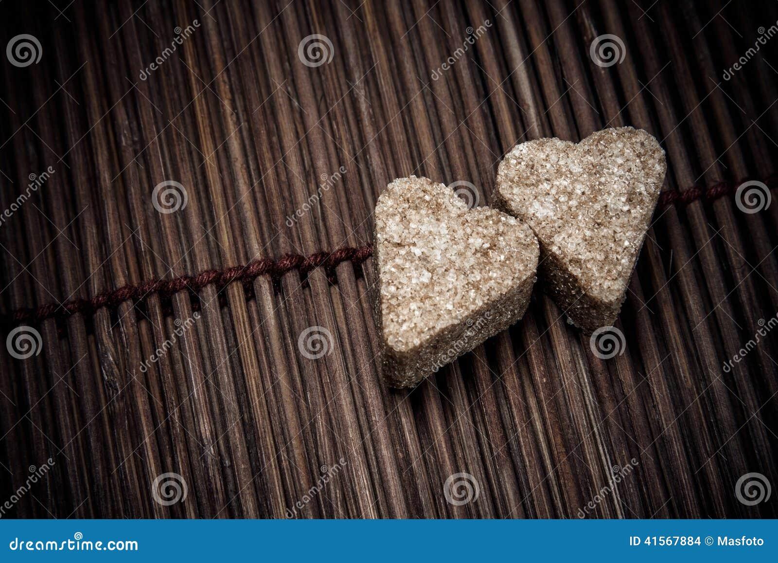Dwa cukrowego serca
