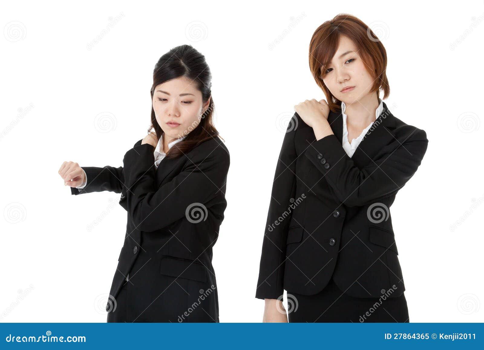 Dwa młodego ludzie biznesu