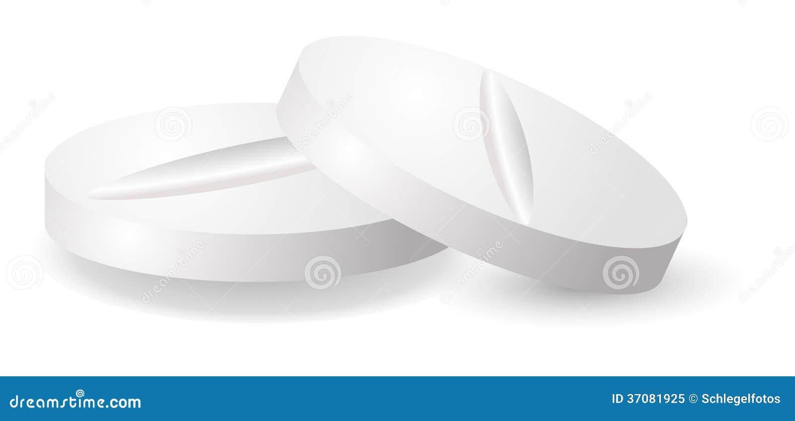 Download Dwa Pigułek Symbol Odizolowywający Ilustracji - Ilustracja złożonej z odosobniony, biały: 37081925