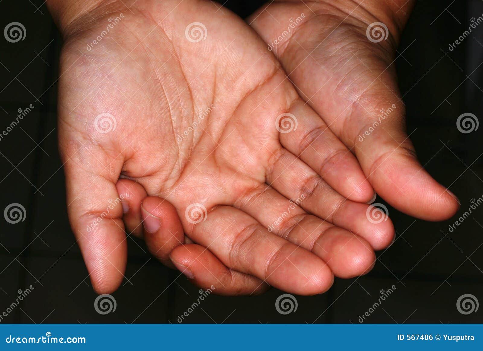 Dwie ręce