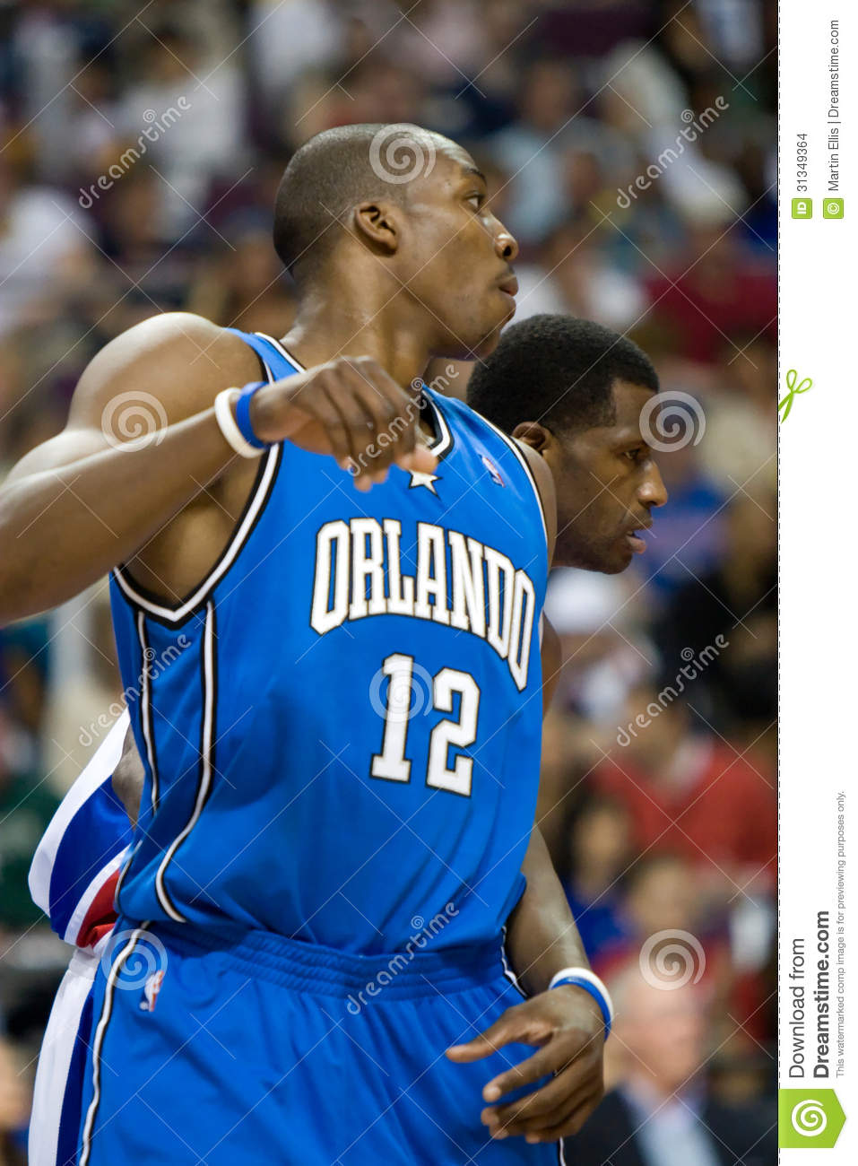 Dwight Howard Antonio McDyess