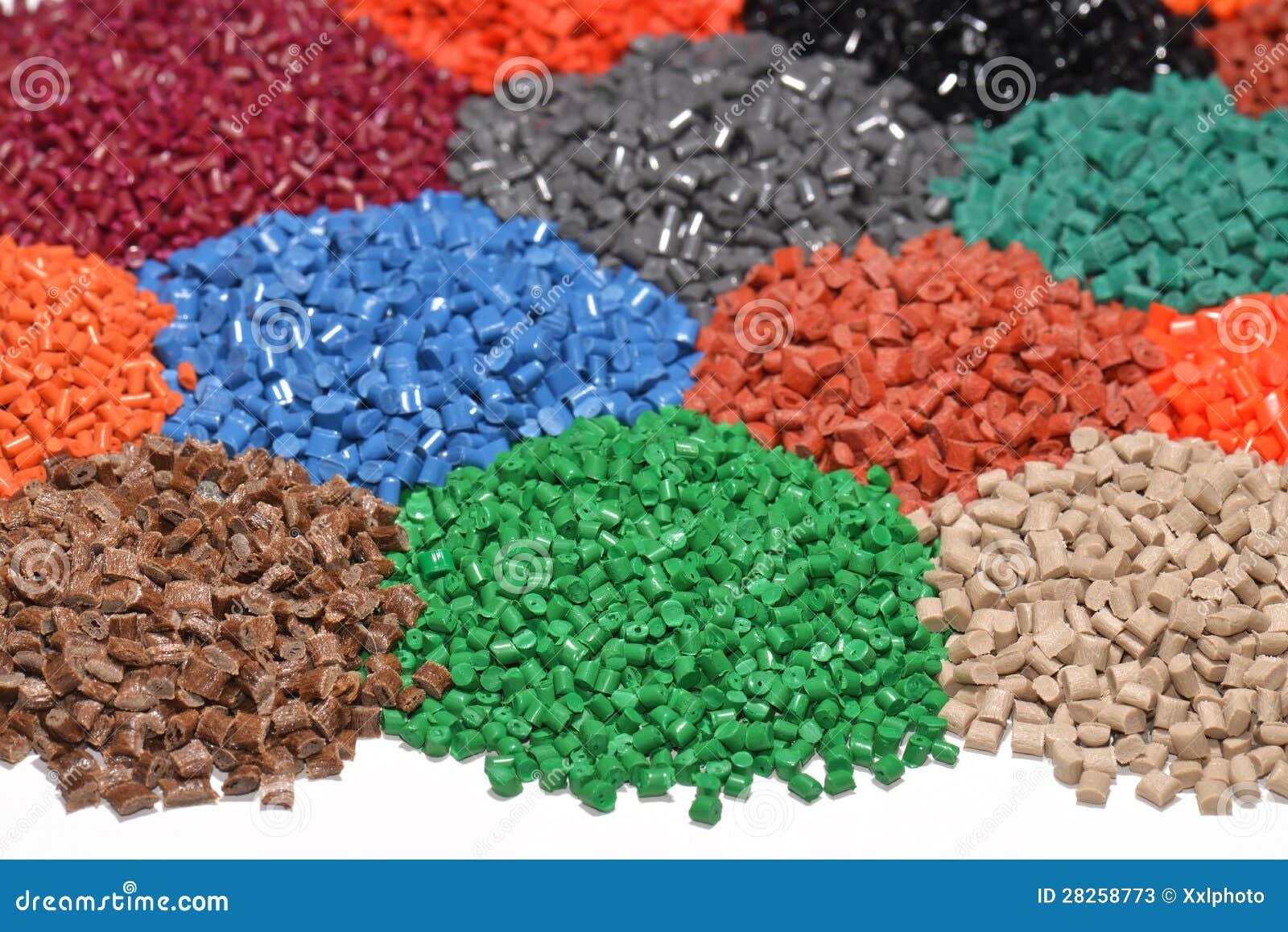 Polymers & Plastics
