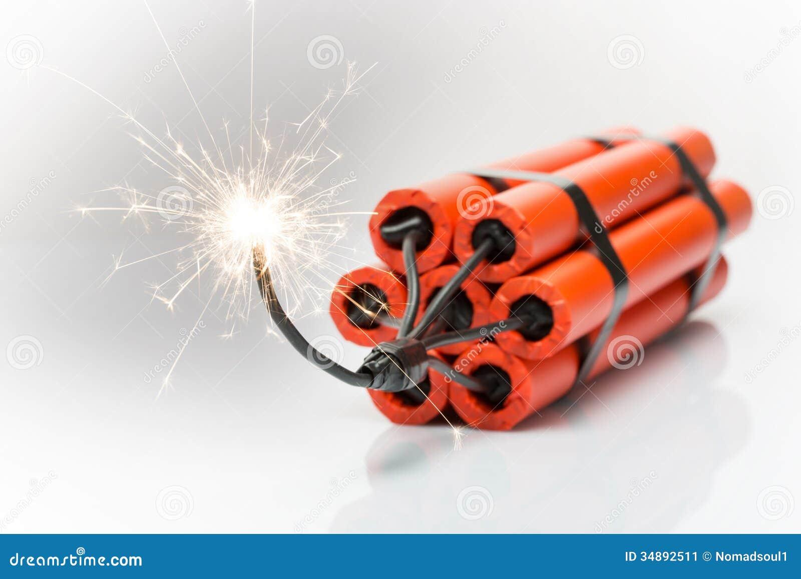 Dynamite Stock Image - Image: 34892511