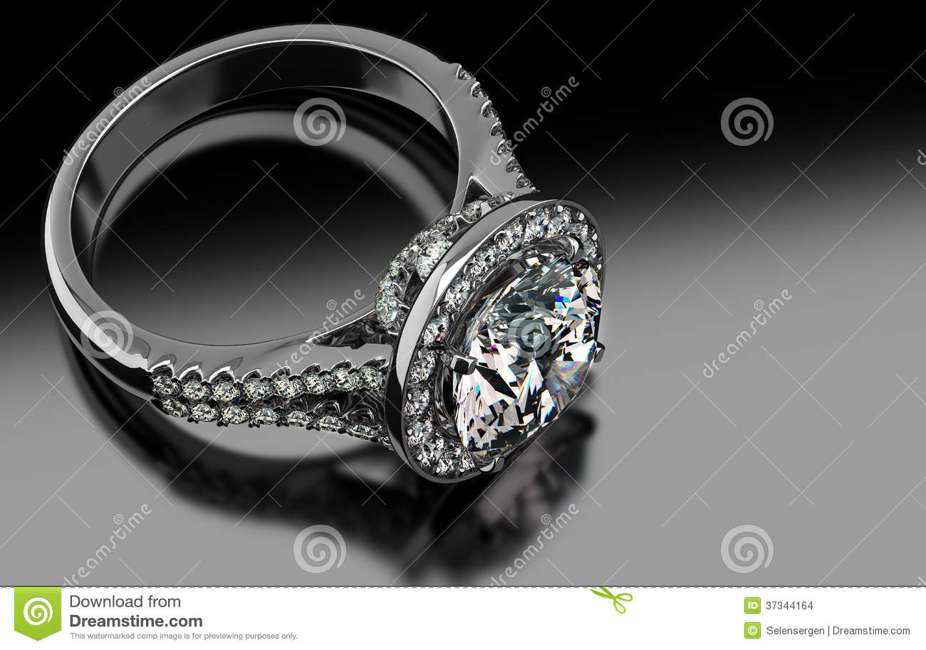 Dyrbara Diamond Ring