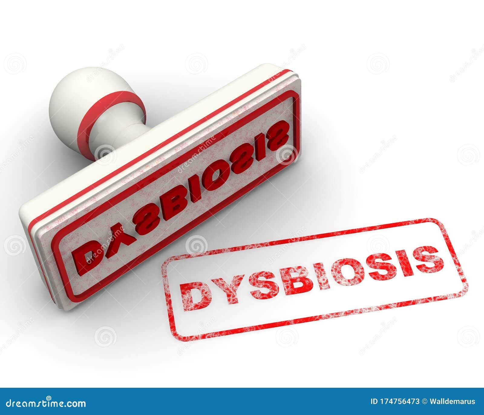 dysbiosis i tarm