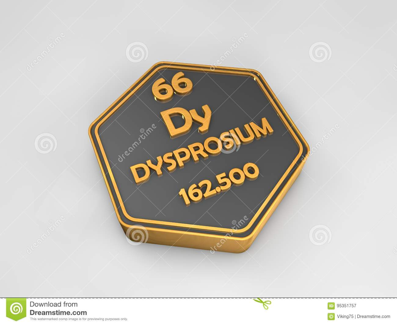 Periodic table dy images periodic table images dy periodic table gallery periodic table images dysprosium dy chemical element periodic table hexagonal shape royalty gamestrikefo Image collections