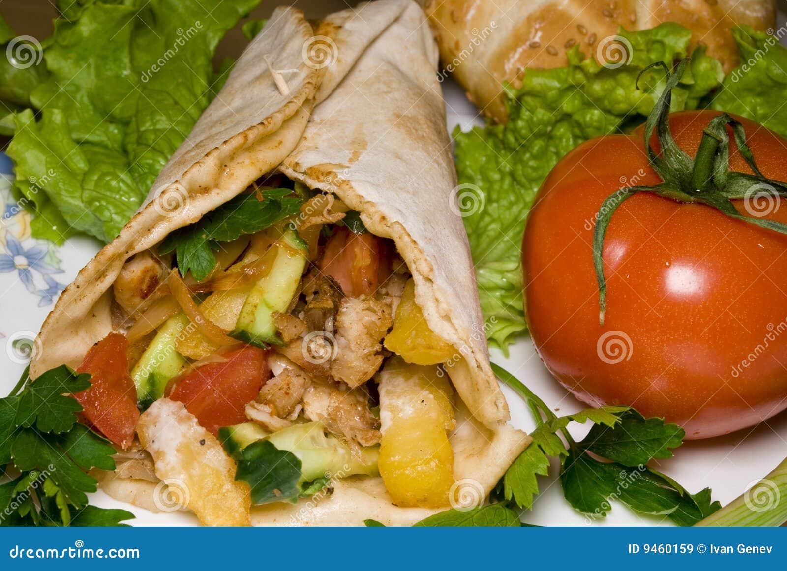 Dyuner kebab
