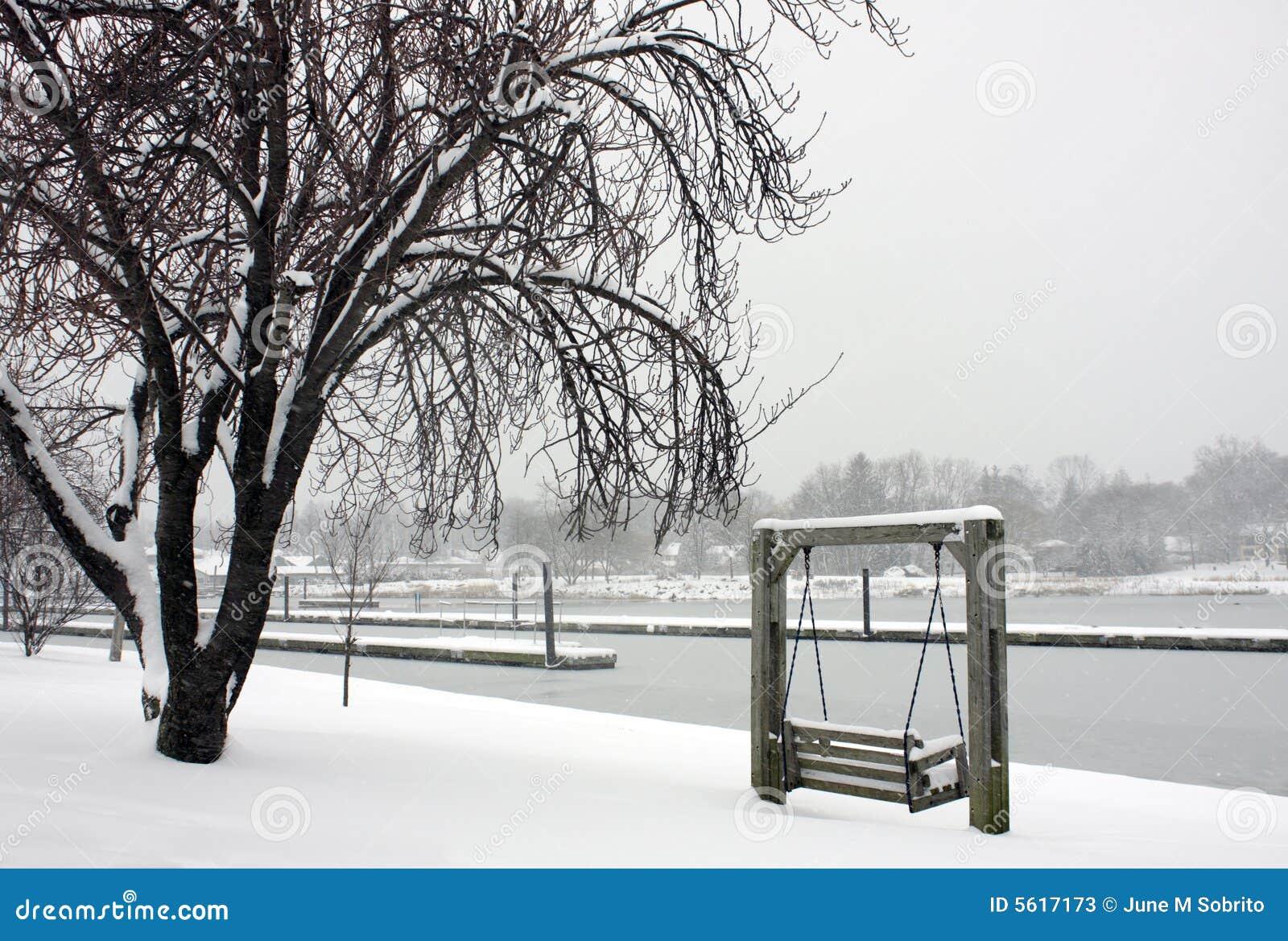 Dzień śniegu
