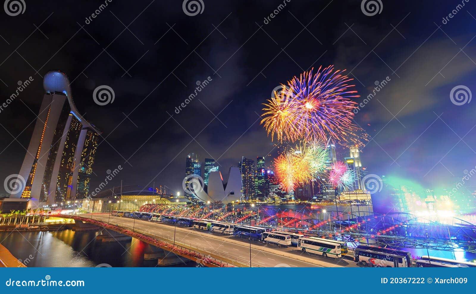 Dzień obywatel Singapore