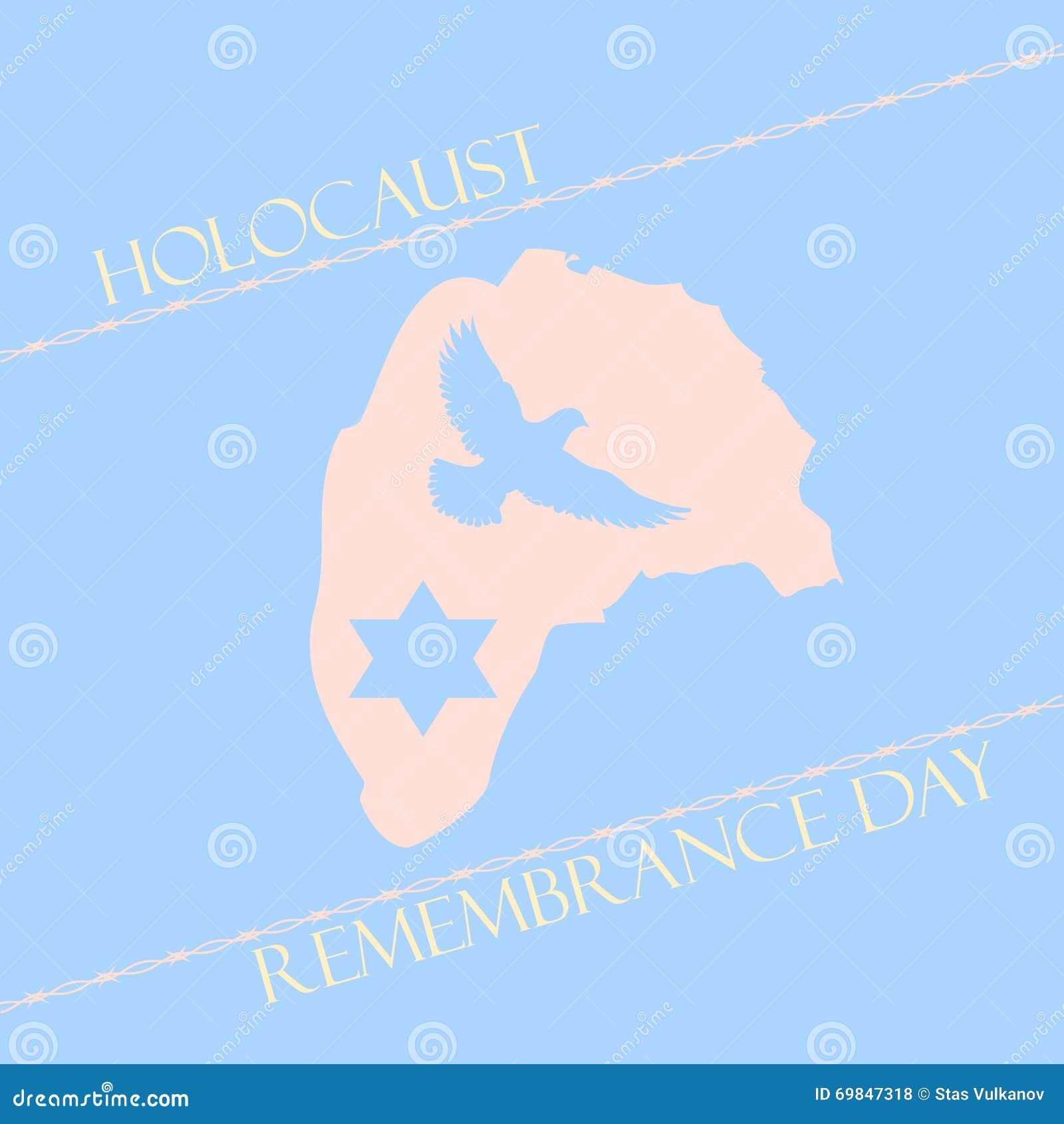 Dzień pamięć ofiary holokaust