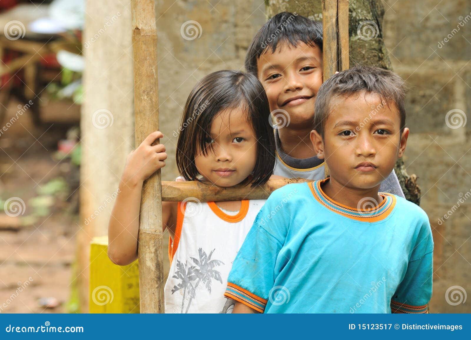 Dzieci muslim