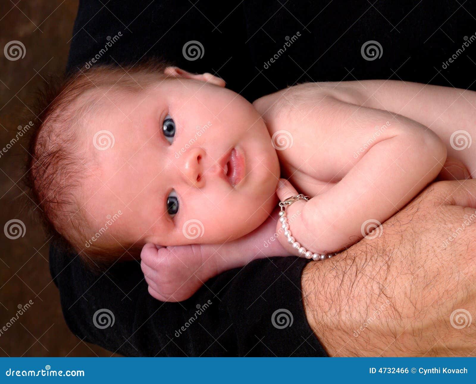 Dzieci niebieskie oczy dziewczyna