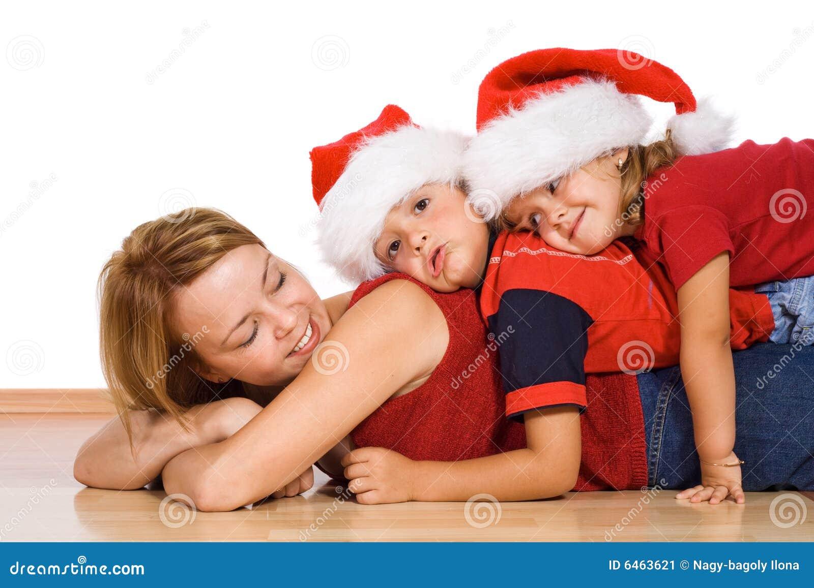 Dzieci odegrać mamo