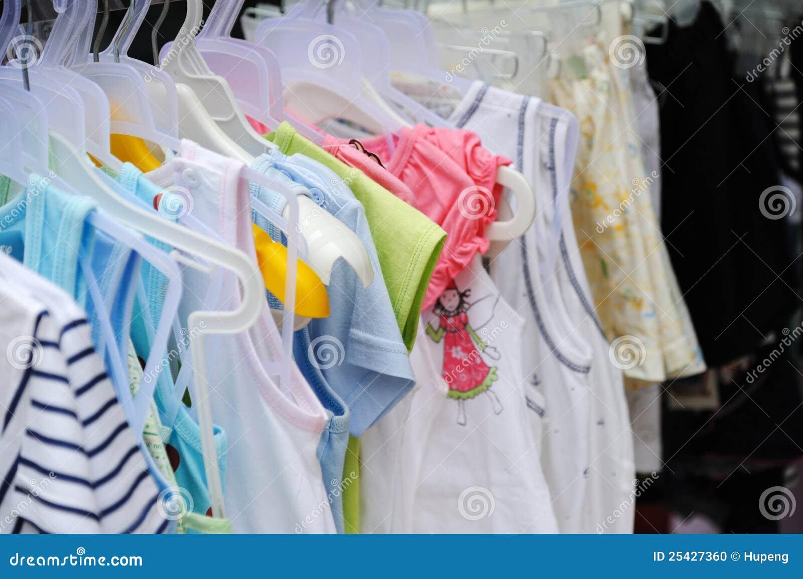 Dzieci odziewają