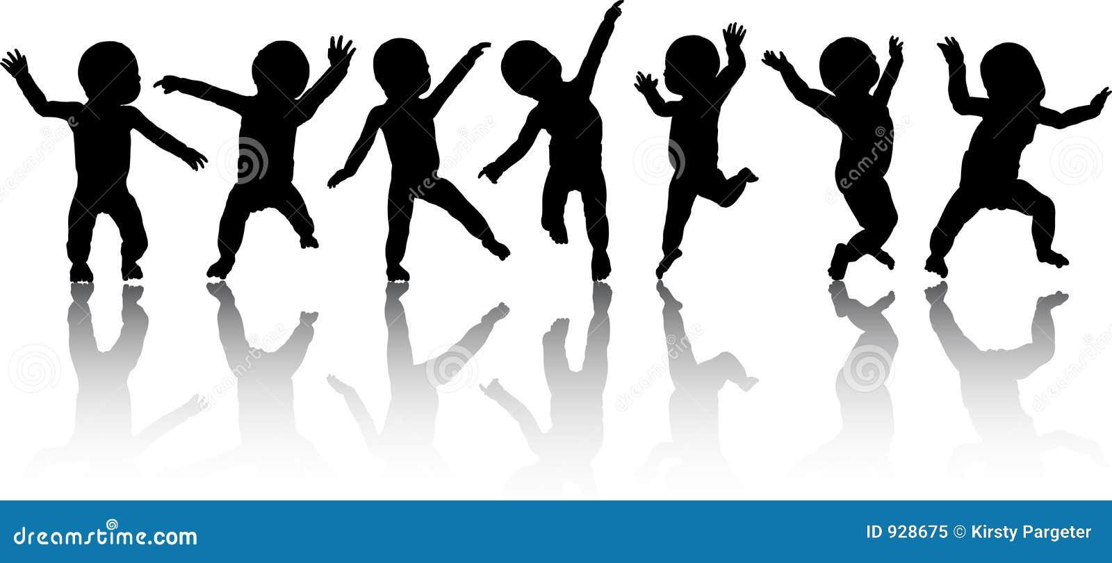 Dzieci tańczyć