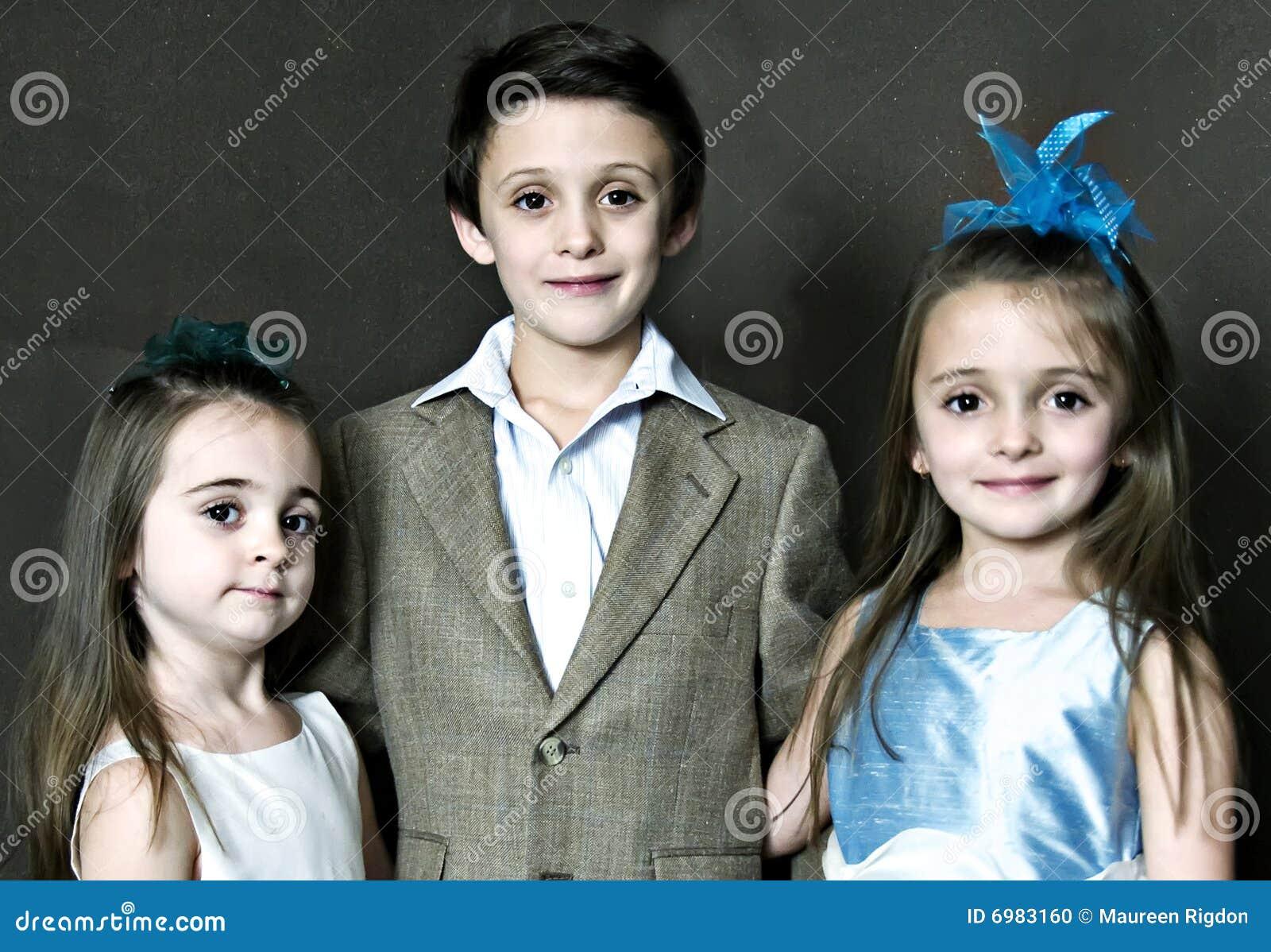 Dzieci trzy