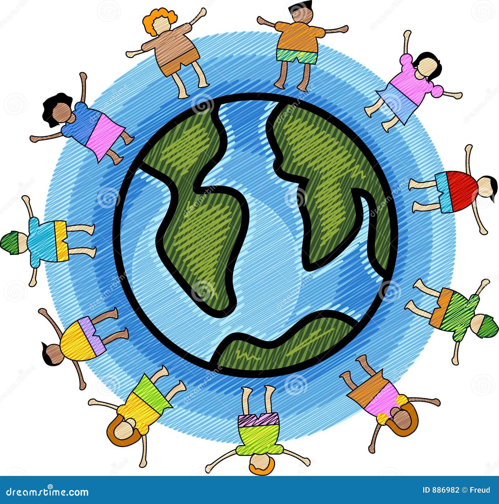 Dzieci wielokulturowych