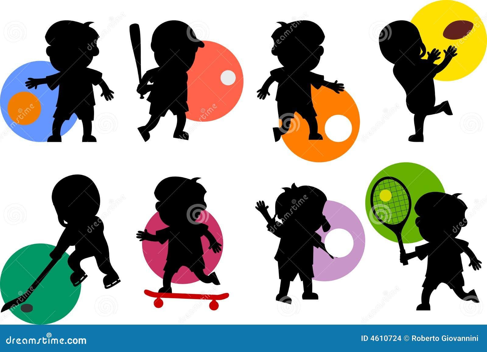 Dzieciak 1 sylwetek sportu