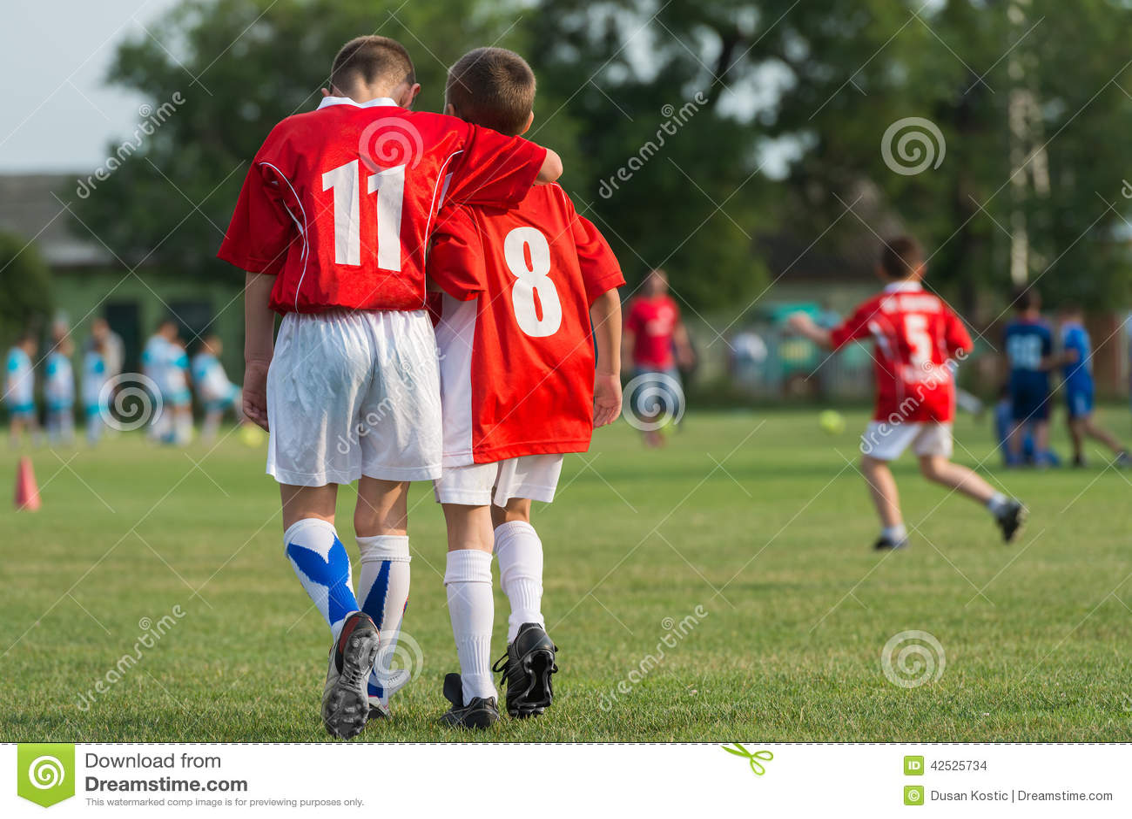Dzieciak piłka nożna