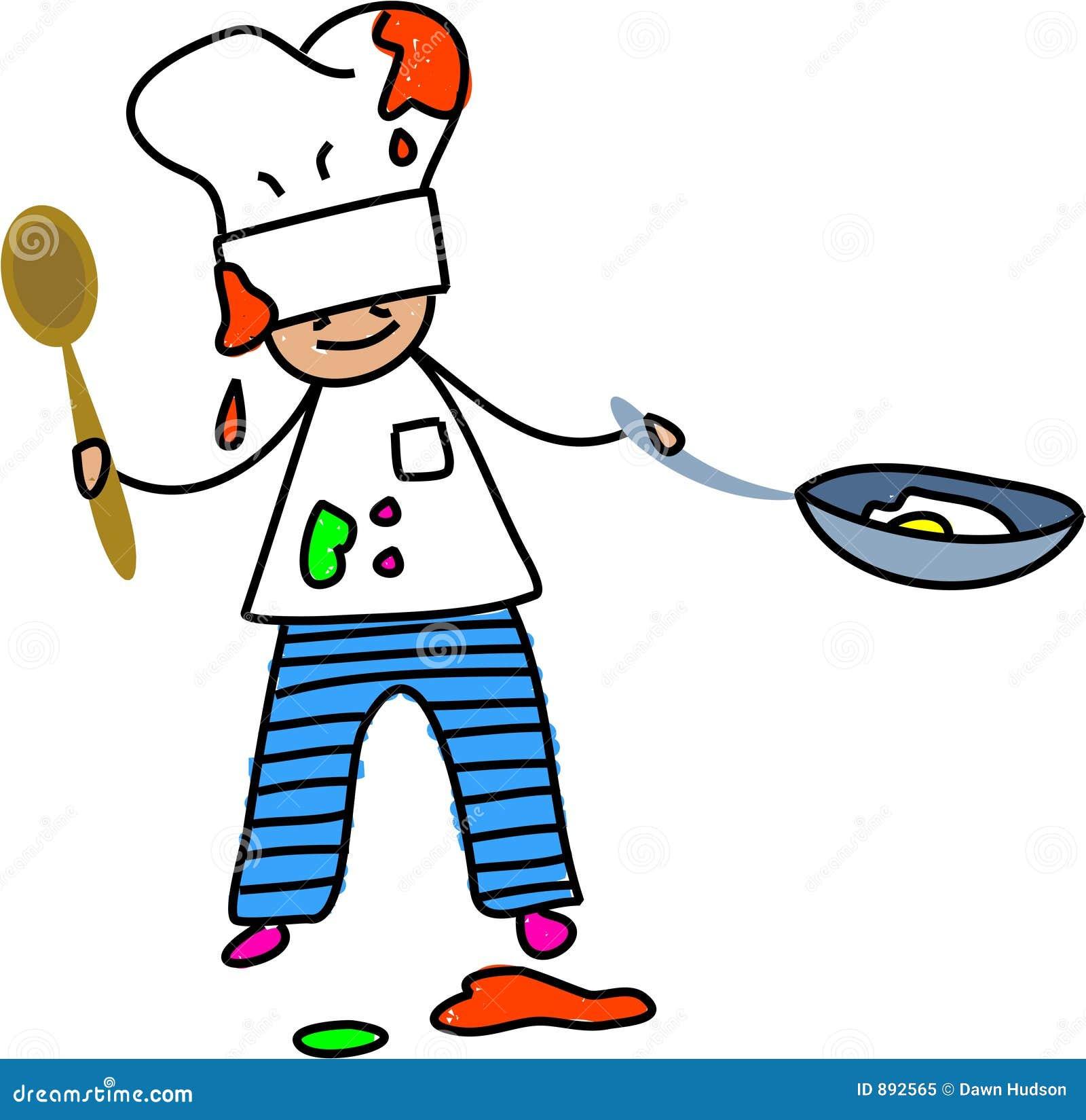 Dzieciak szefa kuchni