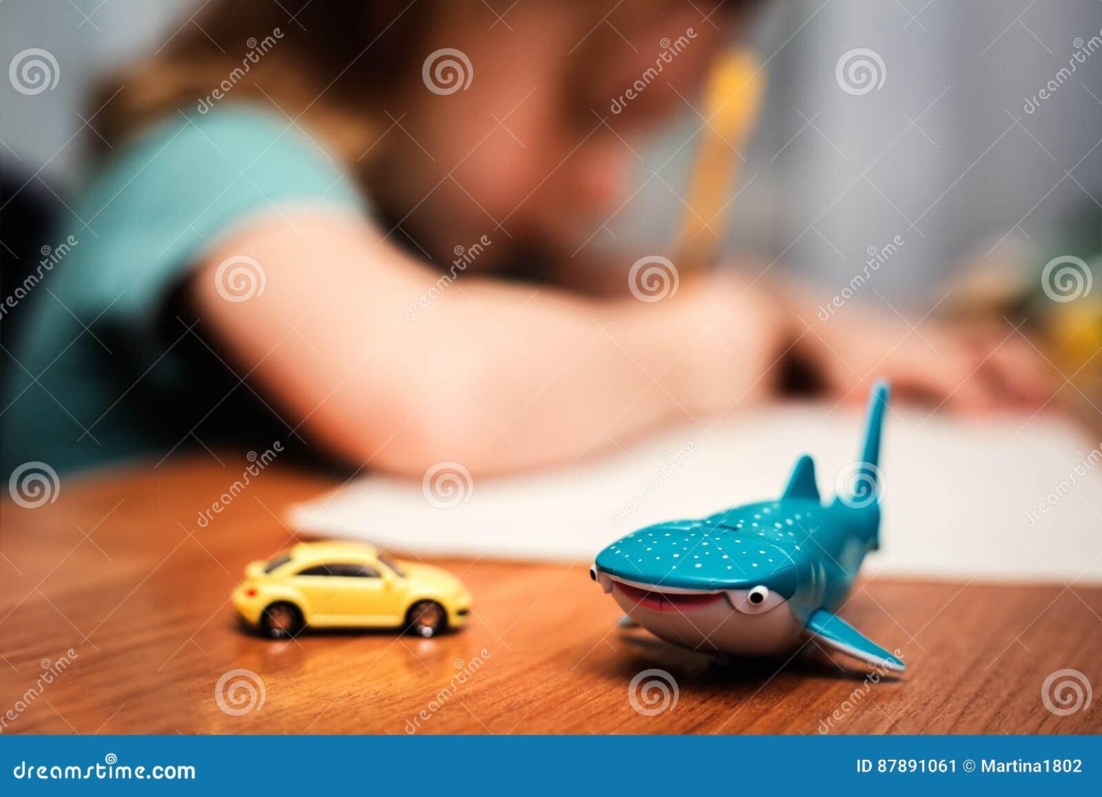 Dzieciak zabawki