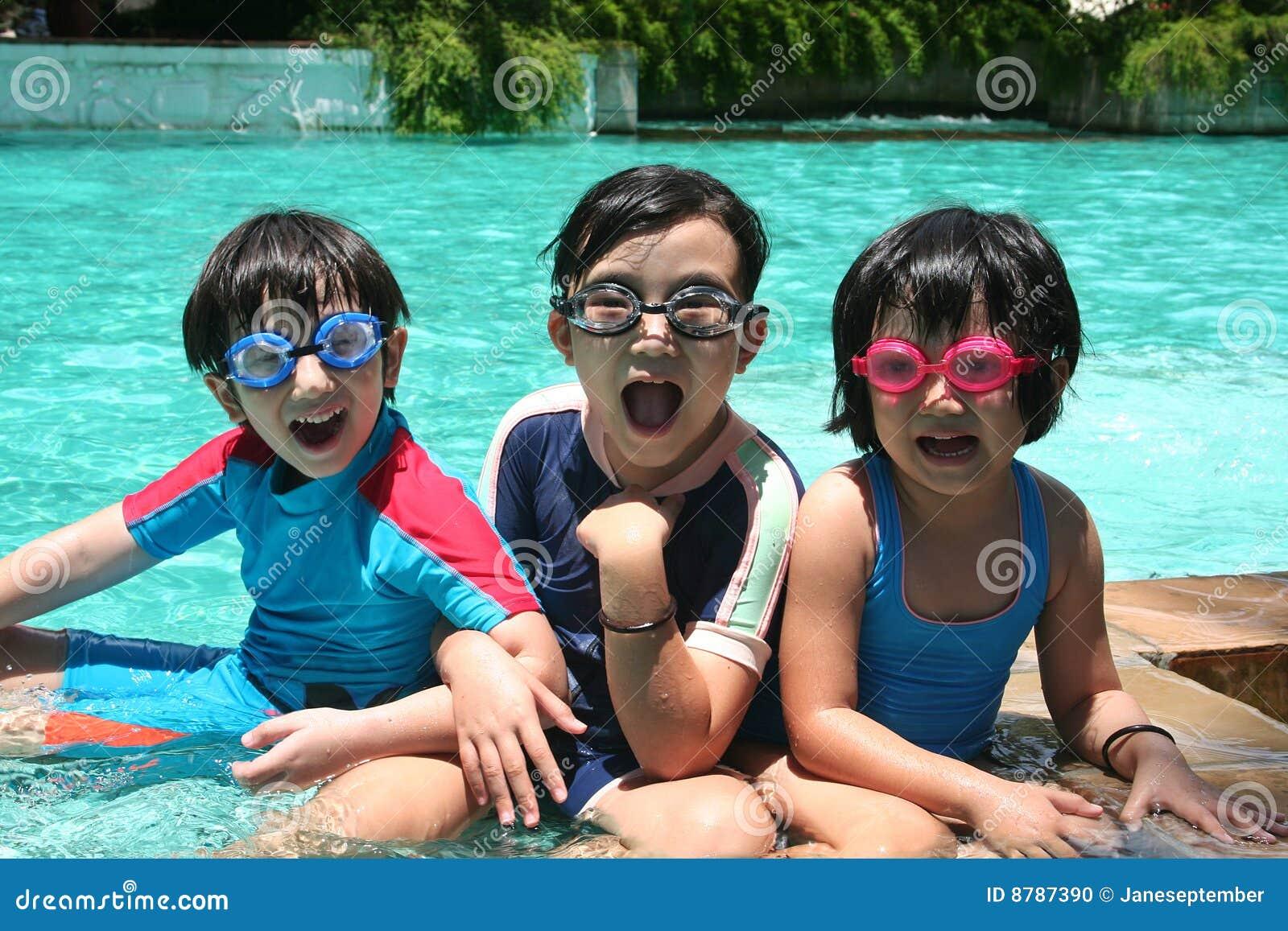Dzieciaka basen