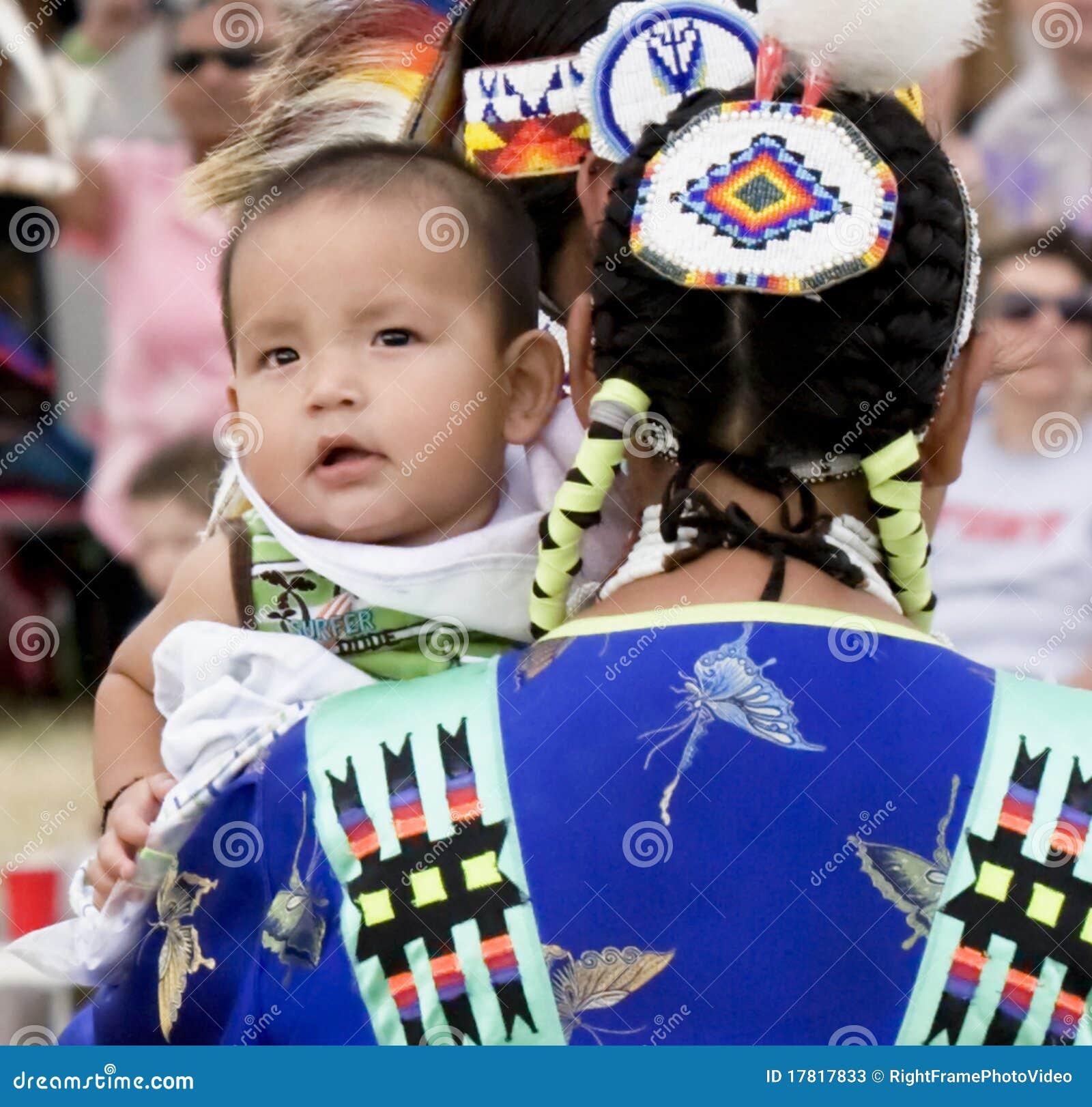 Dziecka hindusa miejscowy