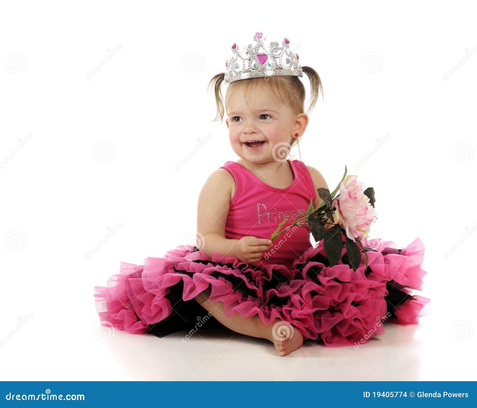 Dziecka princess