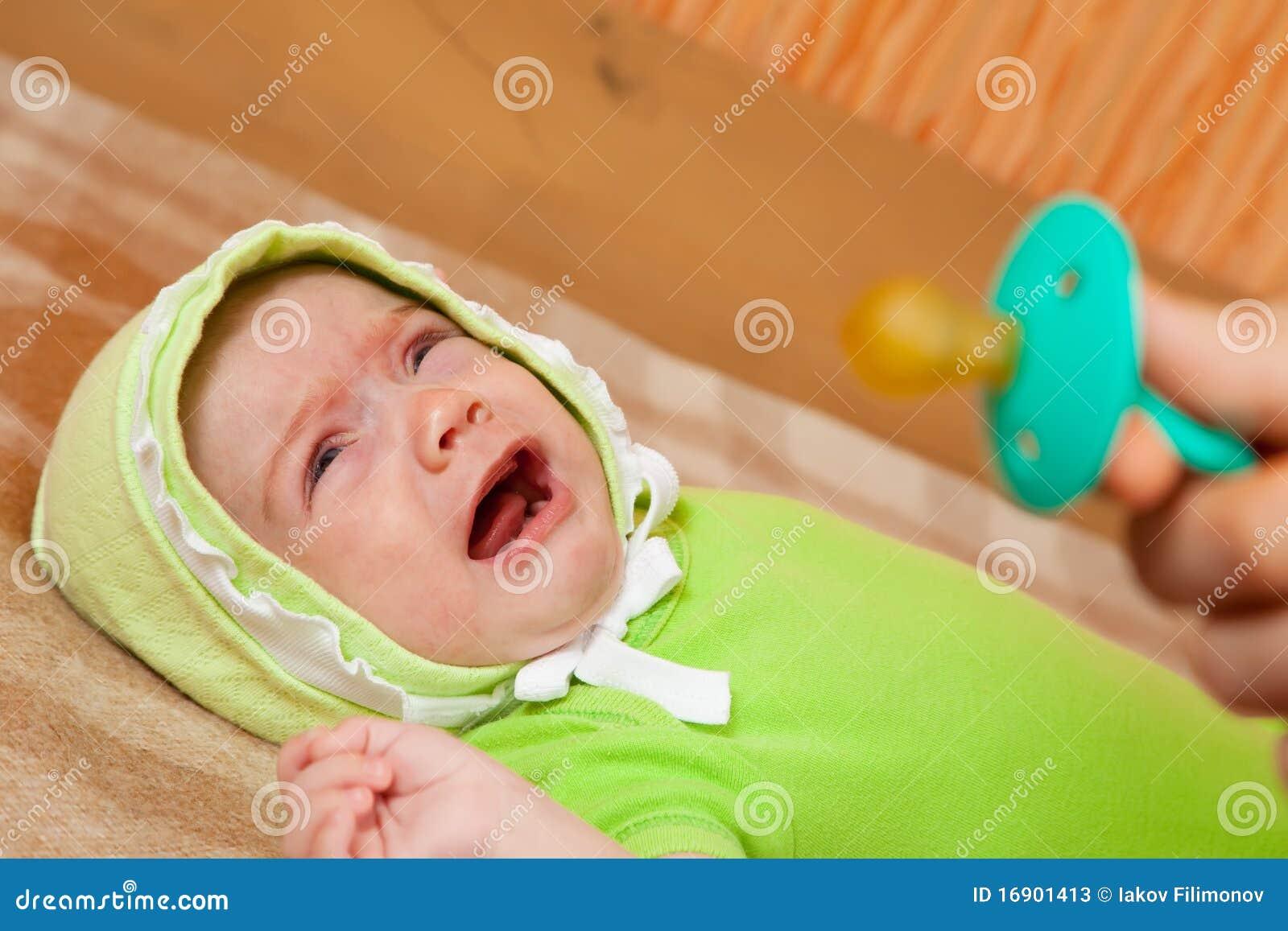 Dziecka salve s