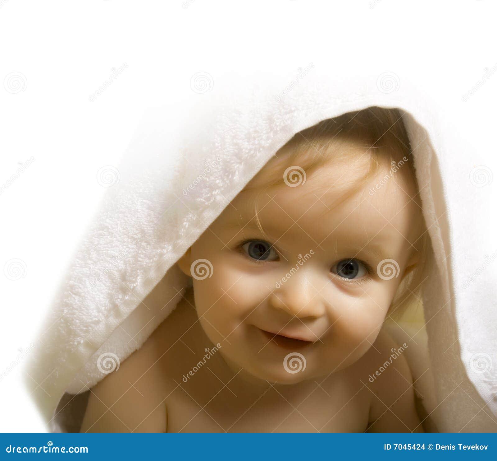 Dziecka skąpanie